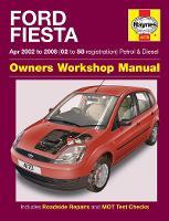 Ford Fiesta Petrol & Diesel Apr 02 - 08 (02 to 58 reg) (Paperback)