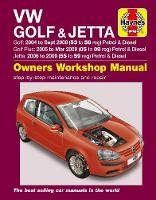VW Golf & Jetta (Paperback)