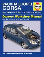 Vauxhall/Opel Corsa (Paperback)