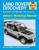 Land Rover Discvoery Diesel (Paperback)