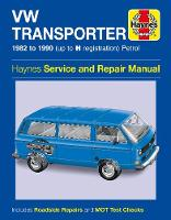 VW Transporter Water Cooled Petrol Service And Rep (Paperback)
