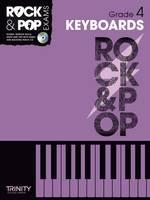Keyboards (Grade 4) - Trinity Rock & Pop (Sheet music)