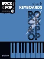 Keyboards (Grade 5) - Trinity Rock & Pop (Sheet music)