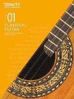 Trinity College London Classical Guitar Exam Pieces 2020-2023: Grade 1 (Sheet music)