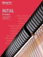 Trinity College London Piano Exam Pieces Plus Exercises 2021-2023: Initial (Sheet music)