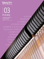 Trinity College London Piano Exam Pieces Plus Exercises 2021-2023: Grade 3: 12 pieces plus exercises for Trinity College London exams 2021-2023 (Sheet music)