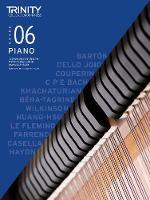 Trinity College London Piano Exam Pieces Plus Exercises 2021-2023: Grade 6: 12 pieces plus exercises for Trinity College London exams 2021-2023 (Sheet music)