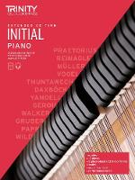 Trinity College London Piano Exam Pieces Plus Exercises 2021-2023: Initial - Extended Edition: 21 pieces plus exercises for Trinity College London exams 2021-2023 (Sheet music)