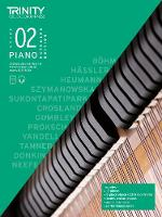 Trinity College London Piano Exam Pieces Plus Exercises 2021-2023: Grade 2 - Extended Edition (Sheet music)