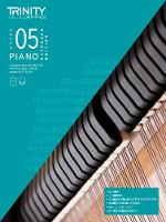 Trinity College London Piano Exam Pieces Plus Exercises 2021-2023: Grade 5 - Extended Edition (Sheet music)