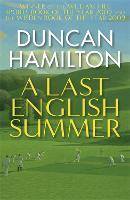 A Last English Summer (Paperback)
