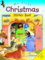 My First Christmas Sticker Book (Paperback)