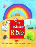 The Toddler Bible (Board book)