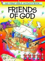 Friends of God - My First Bible Activity Book (Paperback)