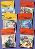 Brilliant Activities for Creative Writing Series Pack (Paperback)