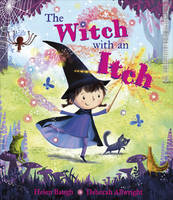 The Witch with an Itch (Paperback)