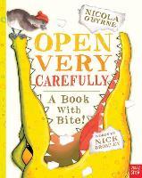 Open Very Carefully (Hardback)