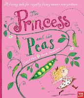 The Princess and the Peas - Princess Series (Paperback)
