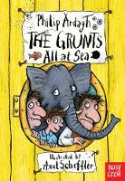 The Grunts all at Sea - The Grunts (Paperback)
