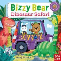Bizzy Bear: Dinosaur Safari