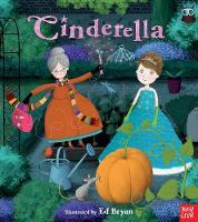 Fairy Tales: Cinderella - Nosy Crow Fairy Tales (Paperback)