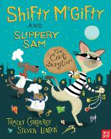 Shifty McGifty and Slippery Sam: The Cat Burglar - Shifty McGifty and Slippery Sam (Paperback)