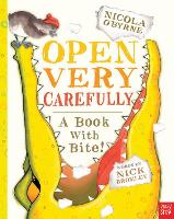Open Very Carefully (Board book)