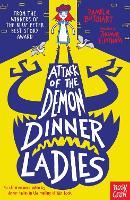 Attack of the Demon Dinner Ladies - Baby Aliens (Paperback)