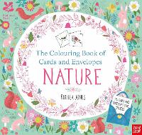 National Trust: The Colouring Book of Cards and Envelopes - Nature
