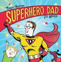 Superhero Dad - Superhero Parents (Board book)