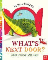 What's Next Door? (Hardback)