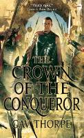 The Crown of the Conqueror: The Crown of the Blood Book II - The Empire of the Blood (Paperback)