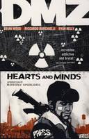 DMZ: Hearts and Minds v. 8 (Paperback)