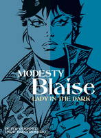 Modesty Blaise - Lady In The Dark (Paperback)