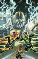 Green Lantern Corps: Weaponer (Hardback)