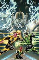 Green Lantern Corps: Weaponer (Paperback)