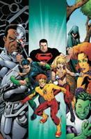 The Teen Titans Omnibus by Geoff Johns: v. 1 (Hardback)