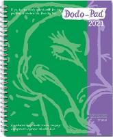 Dodo Pad Original Desk Diary 2021 - Week to View Calendar Year Diary
