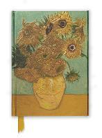 Van Gogh: Sunflowers (Foiled Journal)