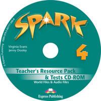 Spark: Test Booklet CD-ROM Level 4 (CD-ROM)