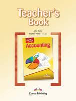 Career Paths - Accounting: Teacher's Book (International) (Paperback)