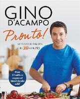 Pronto! - Gino D'Acampo (Paperback)