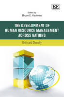 The Development of Human Resource Management Across Nations: Unity and Diversity (Hardback)