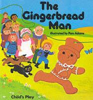 The Gingerbread Man - Play Books (Hardback)