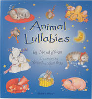 Animal Lullabies - Poems for the Young (Paperback)