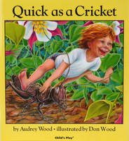 Quick as a Cricket - Child's Play Library (Big book)