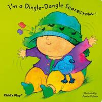 I'm a Dingle-Dangle Scarecrow - Baby Board Books (Board book)