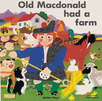Old Macdonald had a Farm - Classic Books with Holes UK Soft Cover with CD (Board book)
