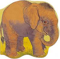 Pocket Elephant - Pocket Pals (Board book)