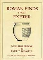 Roman Finds From Exeter - Exeter Archaeological Reports (Hardback)